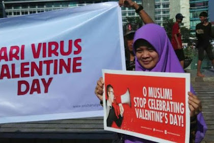 Mantab Jiwa... Pemkot Semarang Larang Pelajar Rayakan Hari Valentine