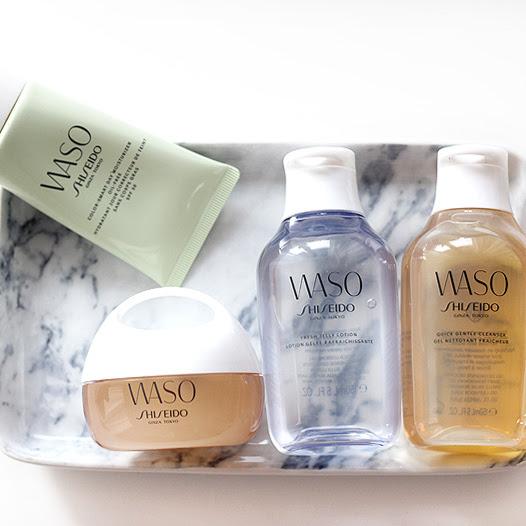 Skin Care Crush: Shiseido Waso