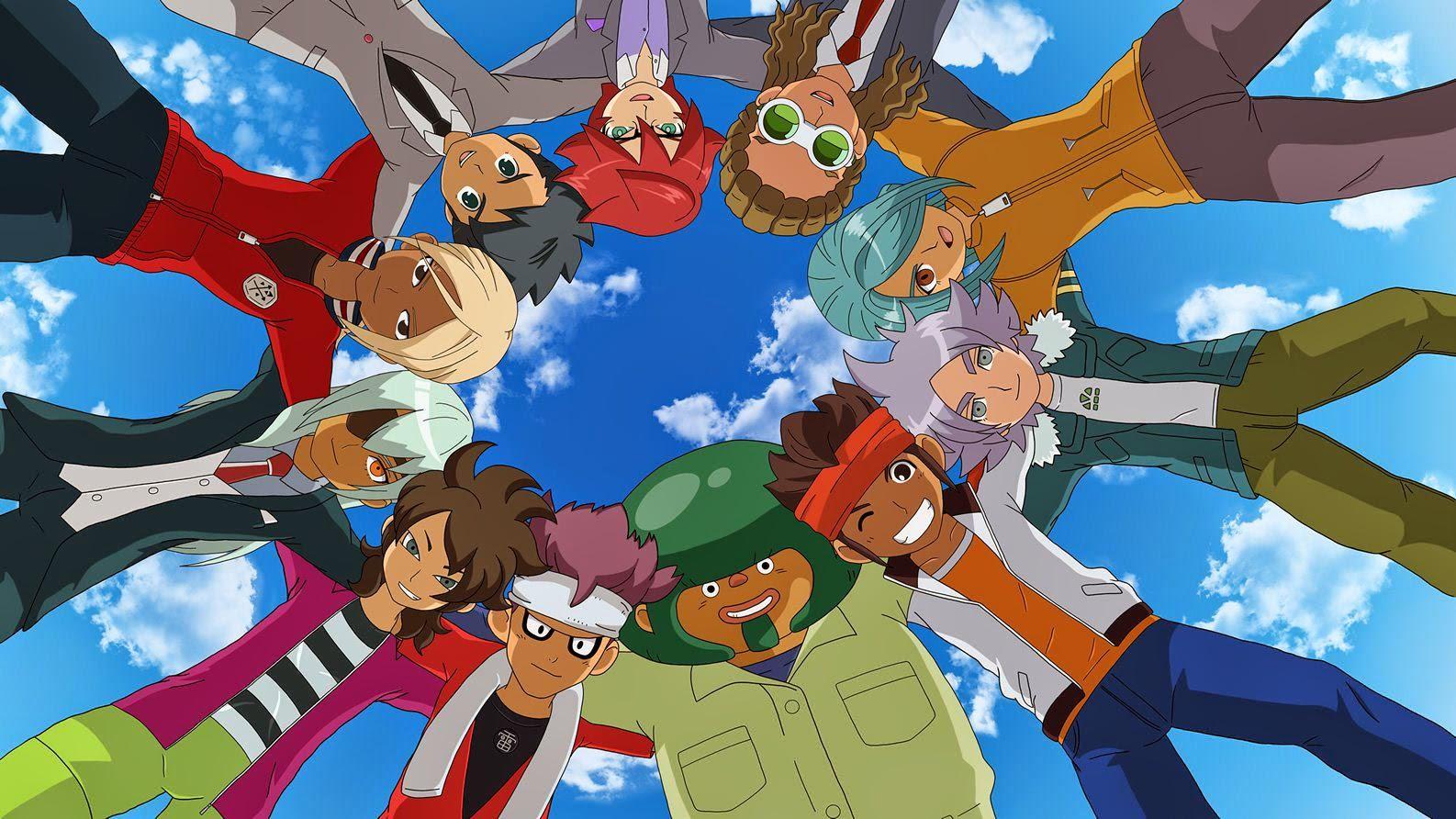 Top 10 animes que você ficou Surpreso por descobrir que tem 10 anos