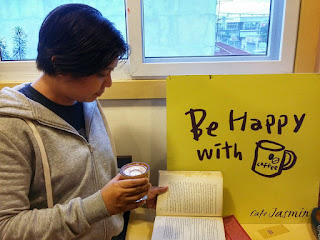 Be Happy with coffee