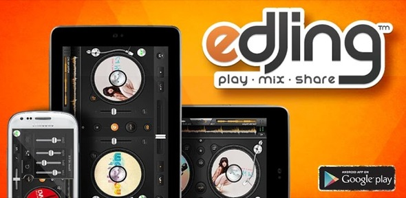 Edjing, or how to become a DJ on Android | Latest Technology
