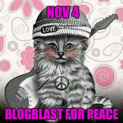 Peace Globe #10,475 ~ My Take; doses of Wild Yam