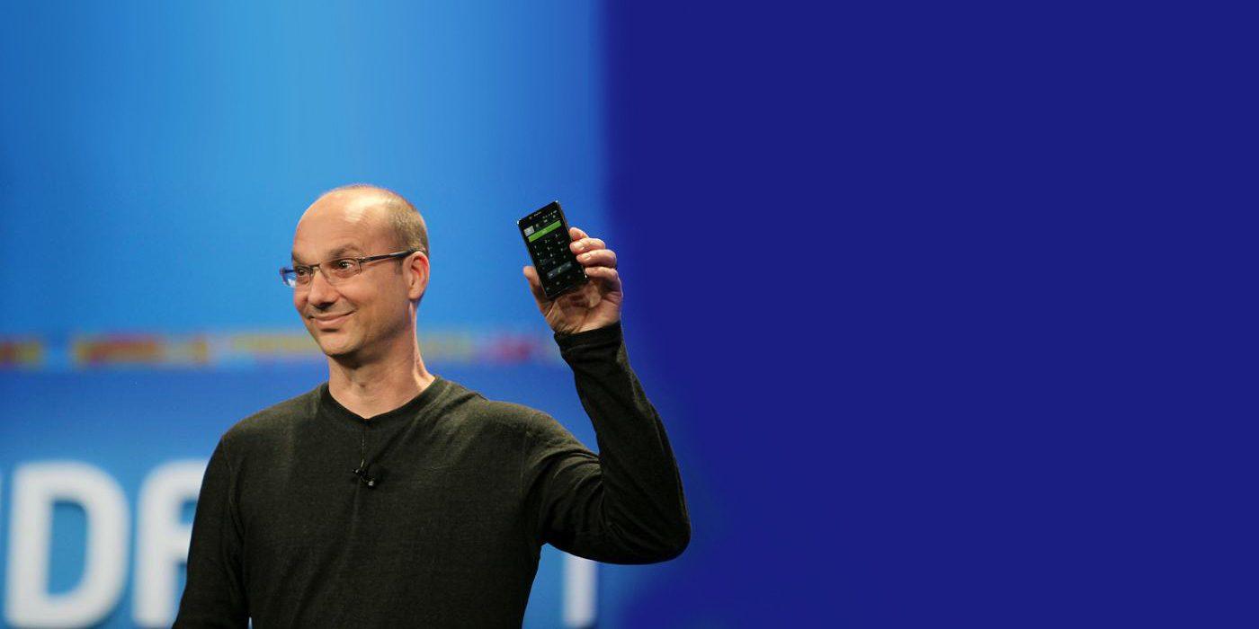 Dibalik Mundurnya Bapak Android  dari Google Tersimpan Kisah Cinta