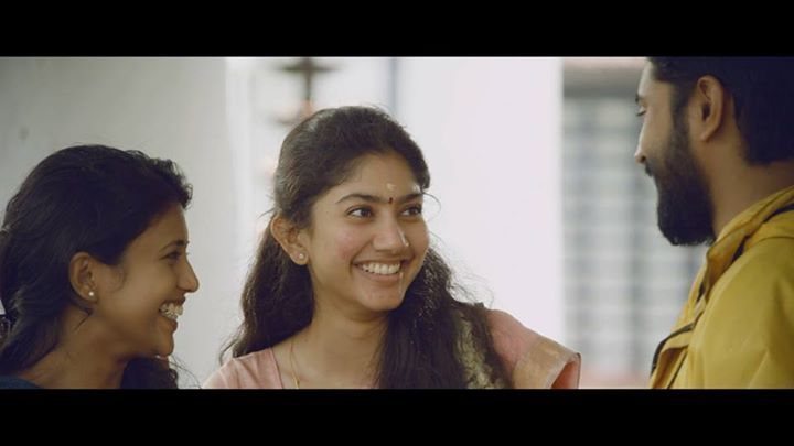 Malar George Premam Collage scene