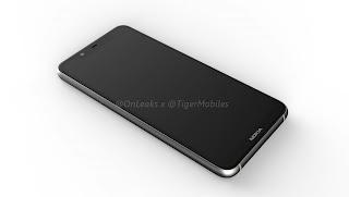 Nokia 5.1 plus front