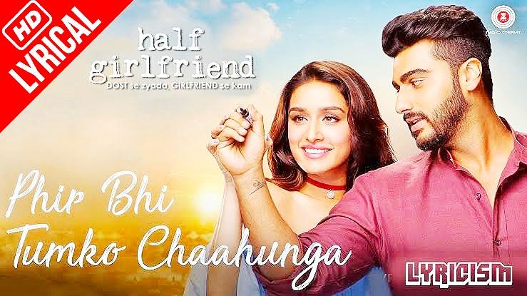 Fir bhi tumko chahunga female song download | Phir Bhi Tumko