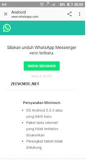 Setelah Update Whatsapp Terbaru Anda Bisa Membuat Stiker Dengan Gambar Sendiri