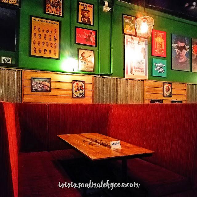 Dinner at Shoney's Dining & Bar
