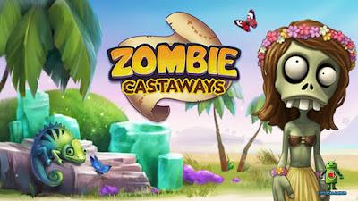 Zombie Castaways Mod Apk Download Unlimited Diamonds