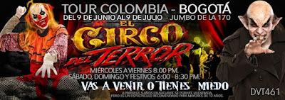 EL CIRCO DEL TERROR (SHOW DE HORRROR) 3