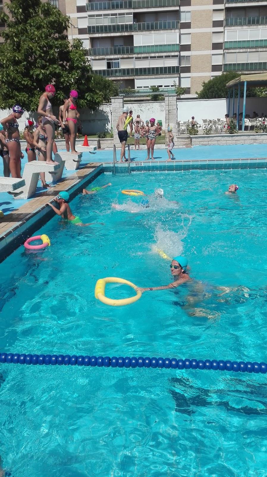 Escuela de atletismo puentecillas que no acabe el campus for Piscinas merino
