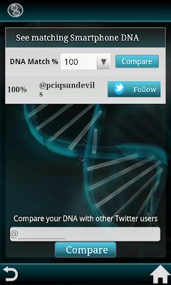 smartphone dna app