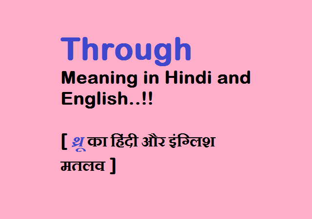 through-meaning-in-hindi-english