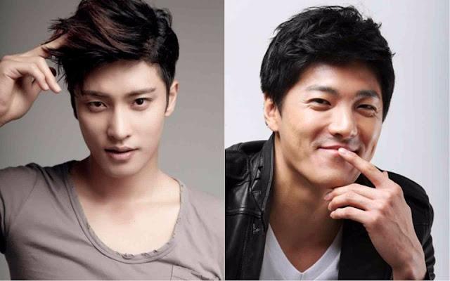 Sung Hoon & Lee Jae Yoon