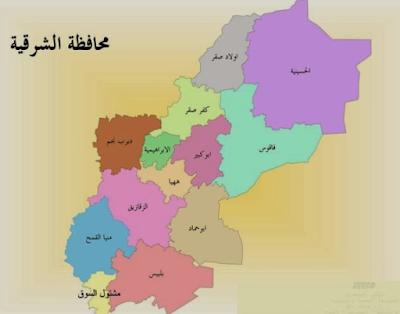 نتيجة الشهادة الاعدادية 2019 محافظة الشرقية برقم الجلوس - الترم الاول
