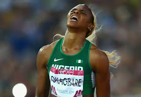Rio Olympics: Blessing Okagbare Crashes Out Of 200m Final
