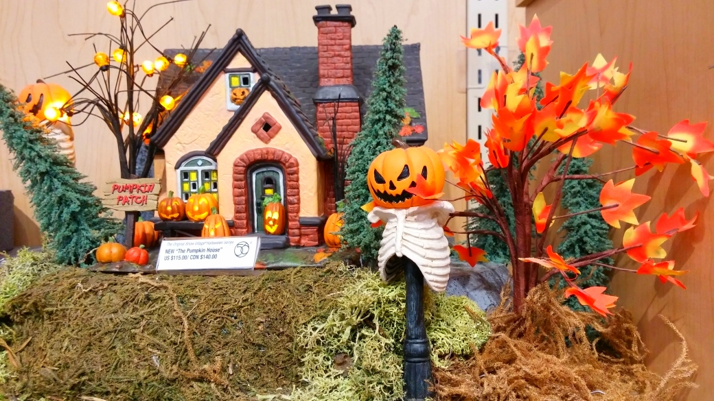 kind of weird department 56 halloween houses and accessories look at em the pics are mine the links take you to each items department 56 webpage