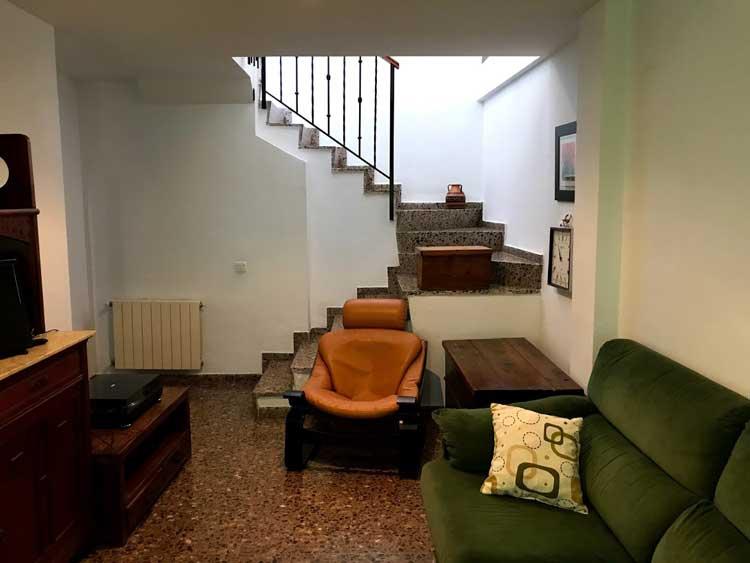 comprar atico duplex calle ibiza grao castellon salon