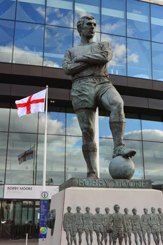 England's Elusive Hero.