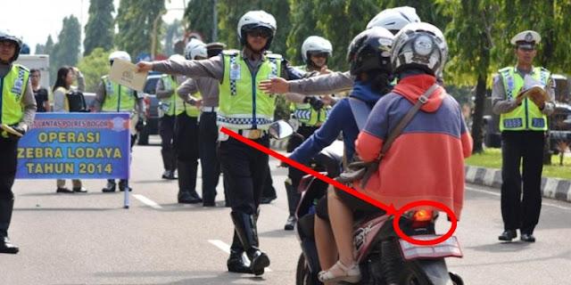 Info Dari Polisi Mohon Disebarkan! Polisi Kembali Gelar Operasi Zebra Se-Indonesia Tanggal 16 s/d 29 November 2016. Berikut Kesalahan Yang Akan Dikenai Tilang