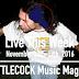 Live This Week: November 13th-19th, 2016