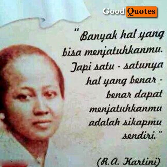 Good Quotes Story Kutipan RA Kartini
