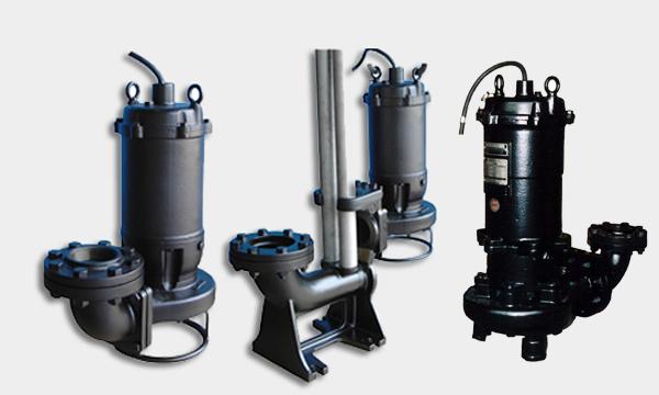 Cấu tạo của máy bơm chìm nước thải
