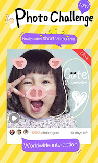 Camera 360 Funny Sticker APK