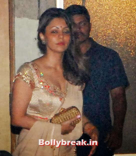 Gauri Chibber Khan, Sohail Khan Diwali Bash