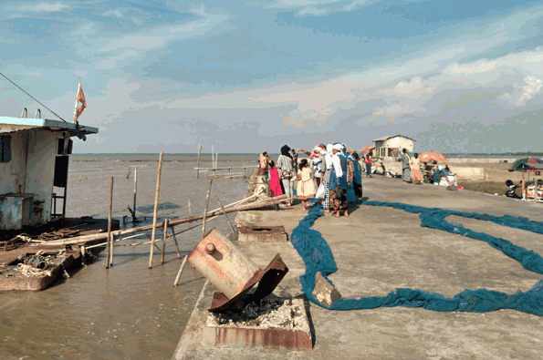 Wisata Cirebon Gambar pantai Gebang