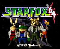 #StarFox's debut on the #Nintendo64!
