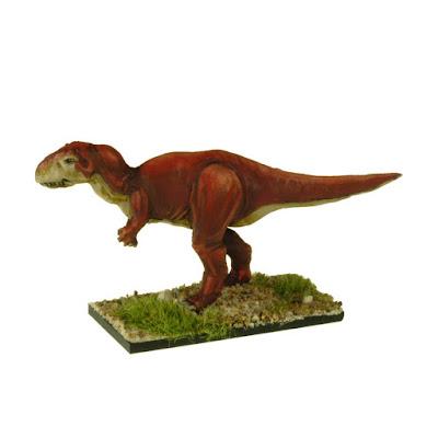DIN138 Megalosaurus x1