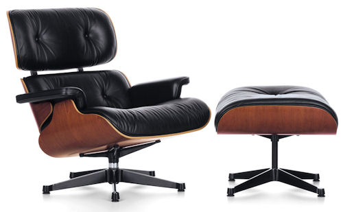 The Eames Lounge Chair - The Past Through Tomorrow