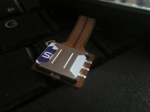 Converter Hybrid SIM Slot Xiaomi Redmi 4X
