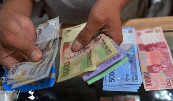 Uang Rupiah Indonesia