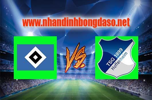 Nhận định bóng đá Hamburger vs Hoffenheim, 20h30 ngày 08-04