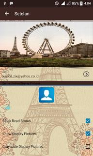 Download BBM MOD Paris V2.10.0.31 Apk