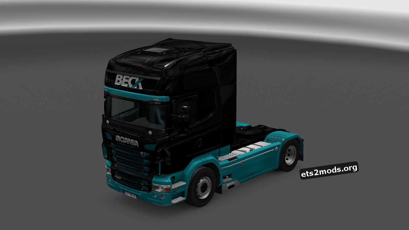 Scania RJL Beck Transport AG Skin