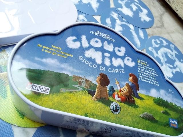 """""""Cloud Mine"""", il party game delle vacanze"""