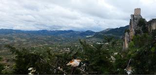 Vistas desde La Iruela.