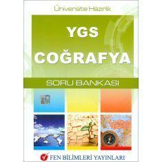 Fen Bilimleri YGS Coğrafya Soru Bankası (2017)