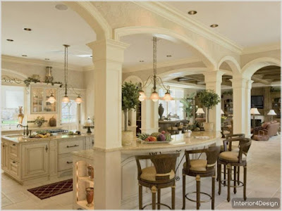 Classic Kitchen Decorations for Luxury Homes 21