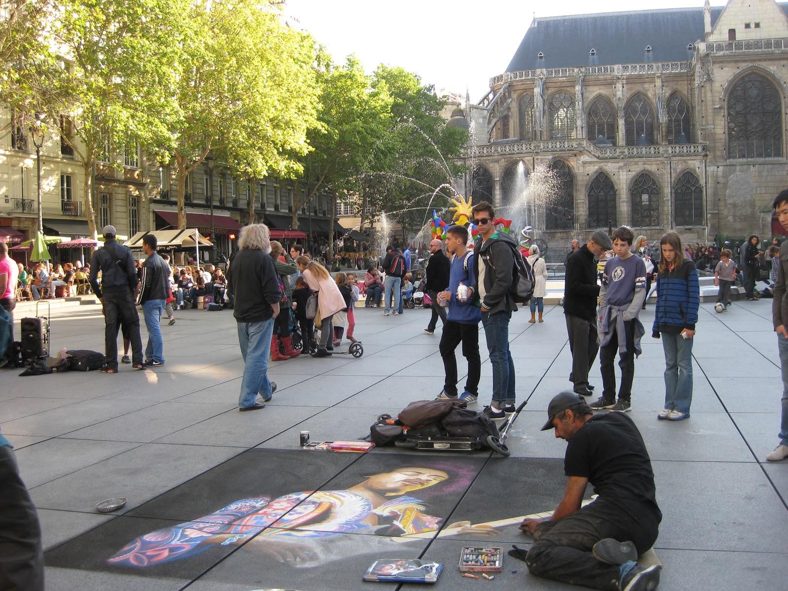 Bead Street Online Still Day 3 In Paris