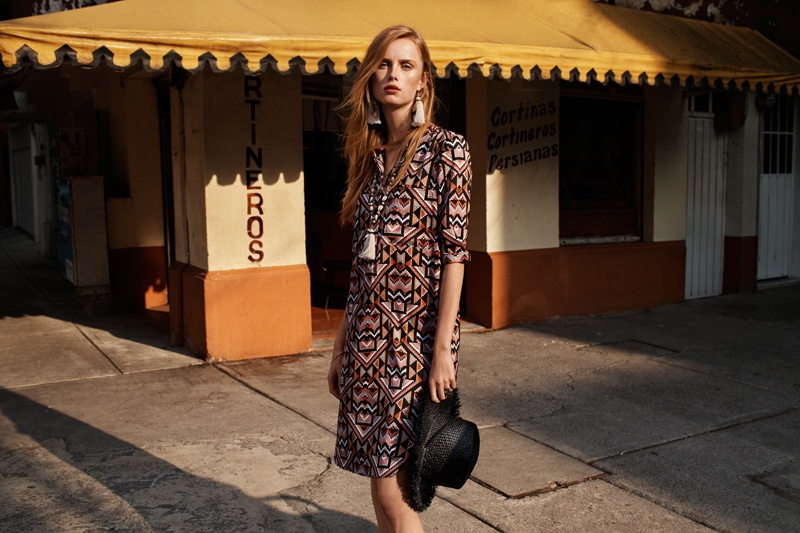 H&M goes bohemian for Spring Campaign
