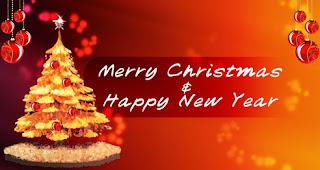 Ucapan Perayaan natal Dan tahun Baru Singkat  2017