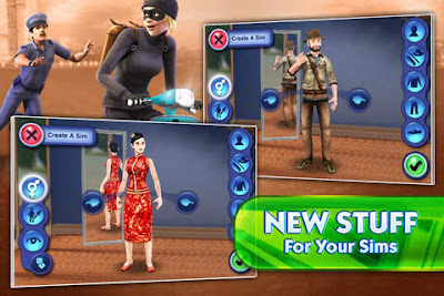 modded apk android: The Sims 3 Apk + Data | Android Free