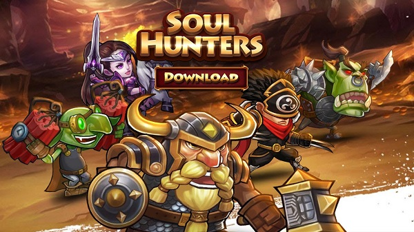 Download Soul Hunters Android APK Mod Game