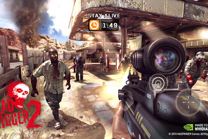 Download Game Android DEAD TRIGGER 2 2 1.1.0 APK