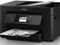 Epson WorkForce Pro WF-4720DWF Install Drivers Software
