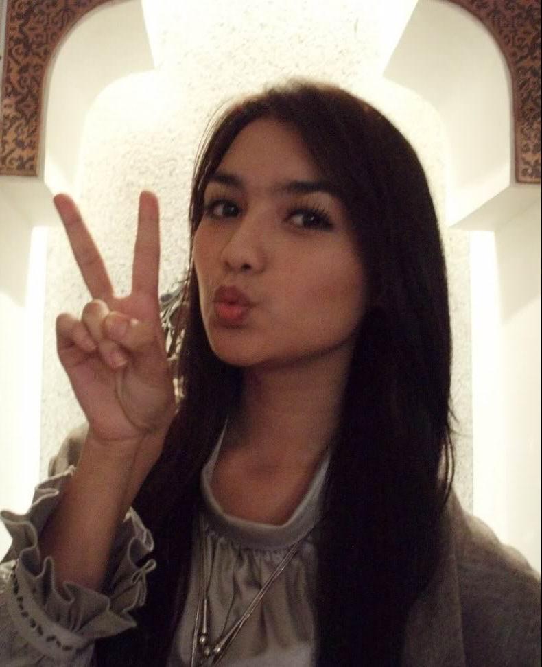 Citra Kirana Indonesian Beautiful celebs